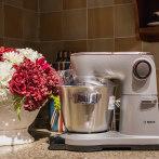现货 德国Bosch博世MUM9AX5S00揉面机 家用高端智能带称重厨师机
