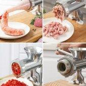 绞肉机家用手摇绞肉机手动家用香肠机灌肠机腊肠机不锈钢刀