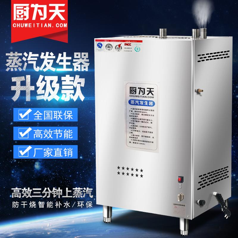 商用燃气蒸汽发生器蒸汽机豆腐煮浆机酿酒蒸馒头机天然气节能锅炉