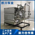 地下室污水提升器不锈钢污提PE污水提升器餐饮油水分离器隔油设备