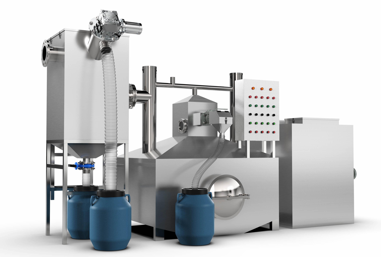 科朗智能全自动隔油提升一体化设备大型地下室餐饮污水处理提升器