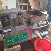 全自动榨油机商用油坊榨油中型榨油机冷热榨智能榨花生菜籽香油机