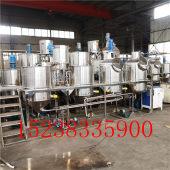 厂家热销茶籽油精炼设备 油脂浸出精炼设备 植物油新型精炼机