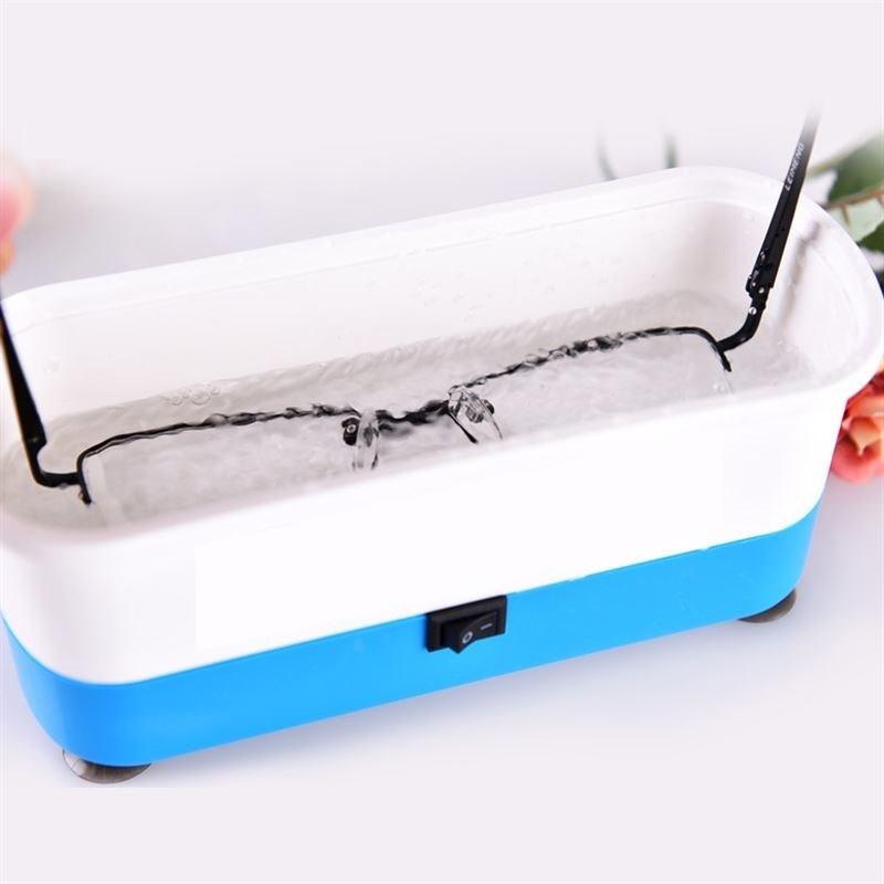 超声波清洗机家用洗眼镜迷你洗衣机全自动小型便携珠宝首饰清洁器