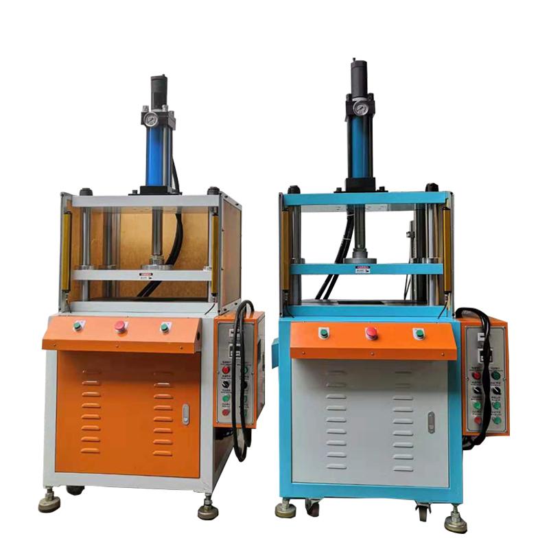 液压打包机塑料饮料瓶废纸废铁皮秸秆金属3-15吨小型立式液压机