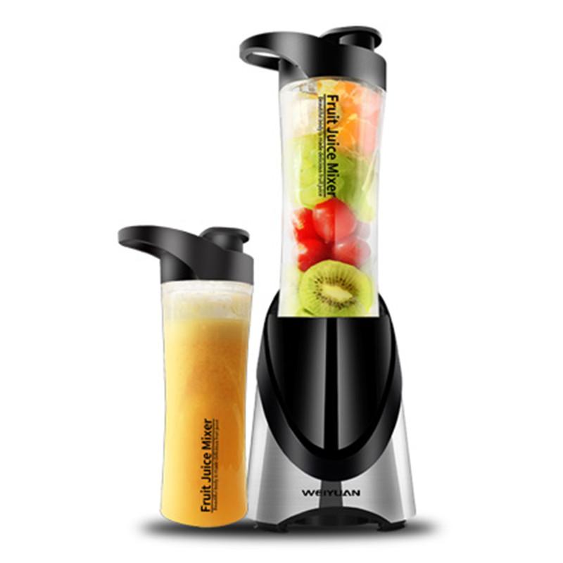 家用全自动蔬菜炸水果汁机器插电动打扎咋窄柞砸压榨汁机学生小型