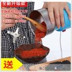 磨辣子机器 小型小刚磨家用磨粉机打花椒面辣椒粉干打五谷杂粮
