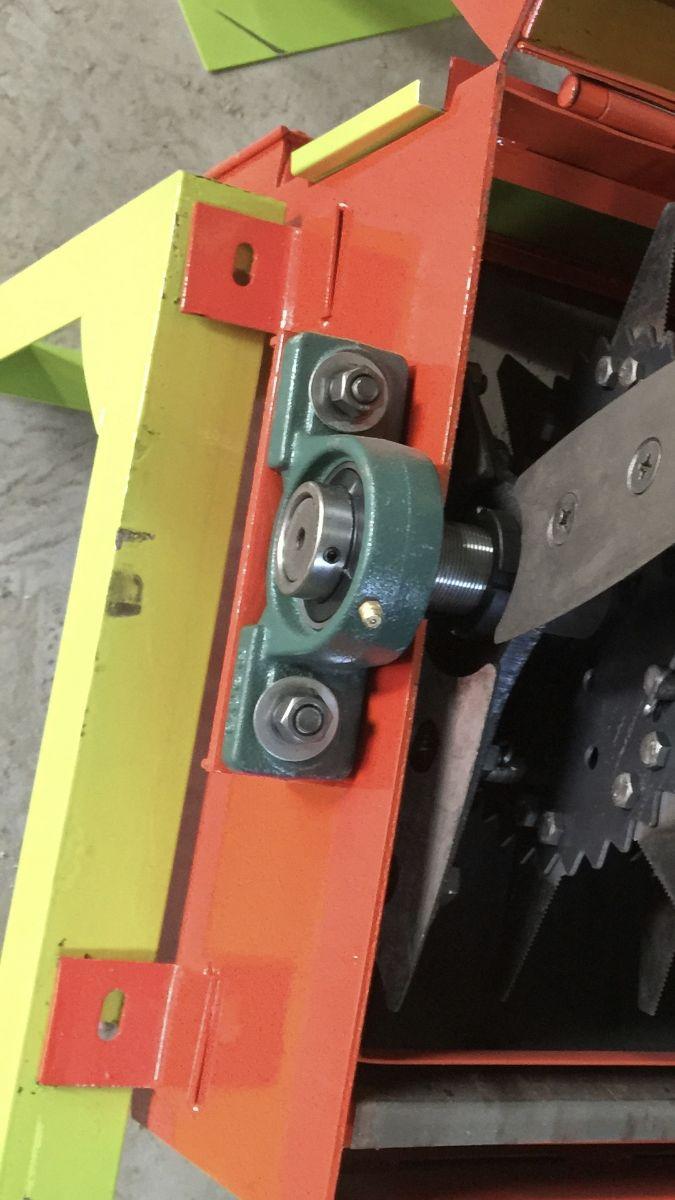 铡草机配件 铡草揉丝粉碎机配件轴承 碎草机配件 P206轴承
