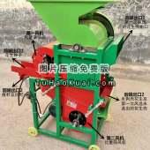 花生种子专业剥壳机 家庭用电 尼龙滚 破碎率低 分选干净 效果高