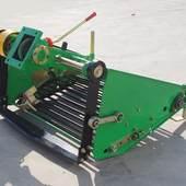手扶拖拉机挖红薯机器挖土豆机拔花生机收获机刨收红薯地瓜全自动
