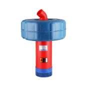 新款全自动两用浮水泵池塘养鱼增氧机排水农田灌溉鱼塘养殖增氧泵