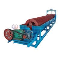 大型水洗沙螺旋分级机全自动矿筛沙机洗砂机械大小型矿山分级机