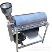 圣女果杨梅打浆机 商用大型工业不锈钢芒果木瓜双道浆渣分离机