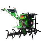 微耕机直连轴旋耕机小型多功能犁田翻地松土起垄除草耕种机械农业