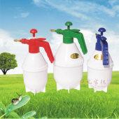 市下牌加厚塑料气压式喷壶 喷头 喷雾器 铜头喷水壶浇花贴膜 包邮