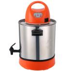 英特耐商用豆浆机6L9L大容量自动加热不锈钢免过滤早餐大型磨浆机