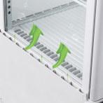 四面玻璃冷藏展示柜商用小型迷你冰箱立式水果蛋糕串串香保鲜柜