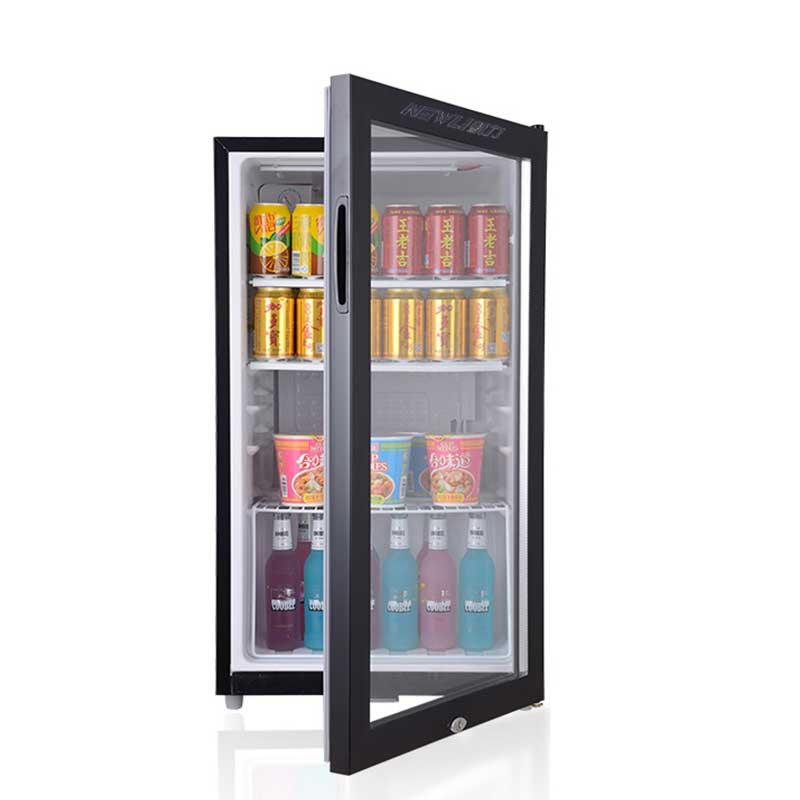 酸奶冷藏柜商用单门牛奶饮料展示柜立式家用水果保鲜柜小型冰箱柜