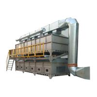 催化燃烧环保设备RCO活性炭吸附脱附机工业废气处理净化蓄热装置