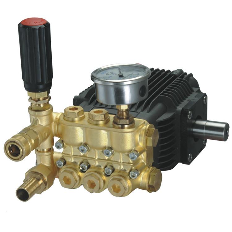 李成超高压清洗车机泵头MY1815汽油机泵头柴油机泵头15L250公斤