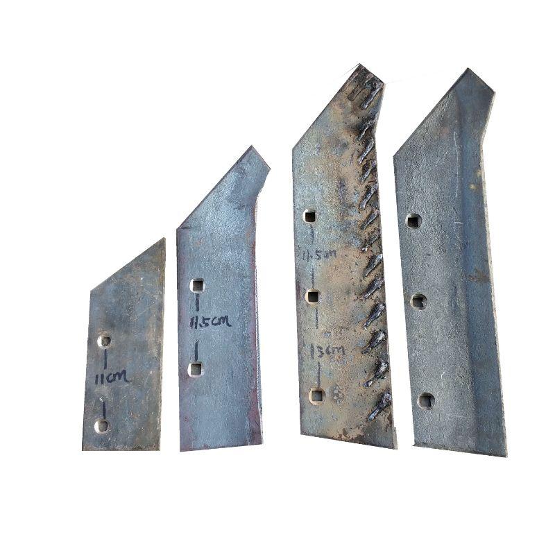 华丰 昌盛 液压反转犁 栅条犁  保定犁 锰钢 耐磨   犁尖 犁铧