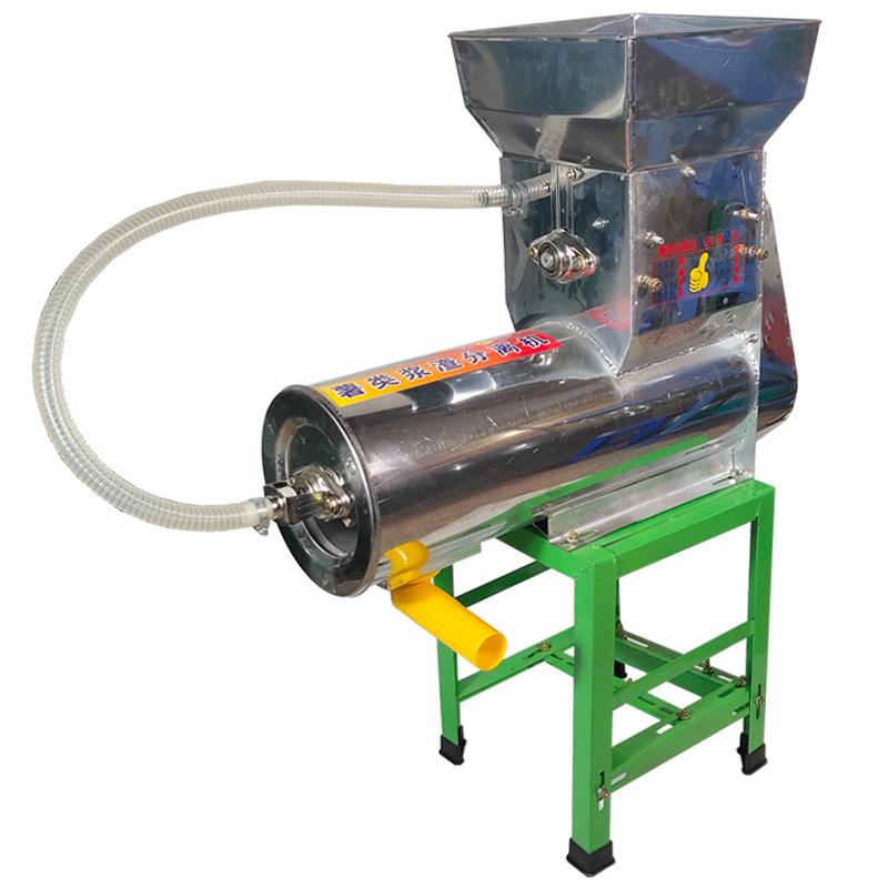商用浆渣分离薯类淀粉机不锈钢磨浆机莲藕粉葛根土豆打红薯粉机器