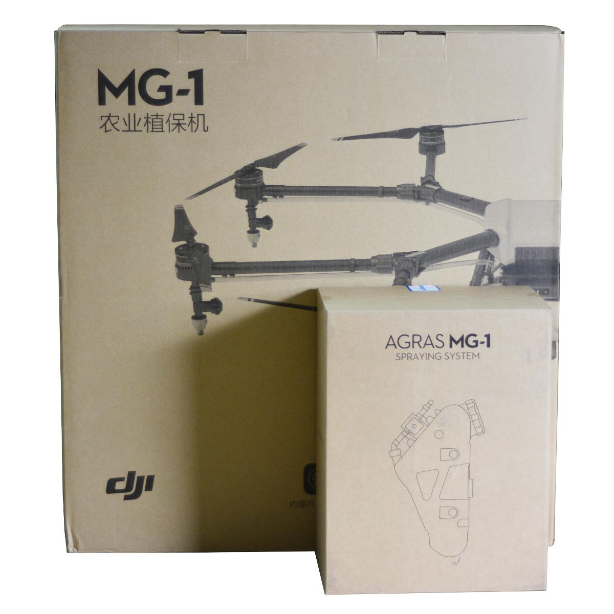 大疆 DJI MG-1 农业植保机 无人机 整机 含遥控器 喷洒系统 全新