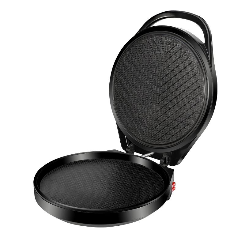 电饼铛电饼档家用双面加热小型烙饼锅自动断电加深悬浮煎饼机正品