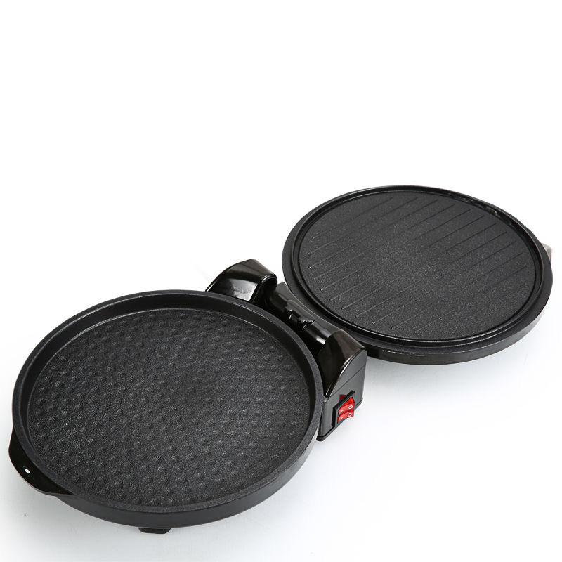 电饼铛家用双面加深加大大号薄饼机自动断电多功能煎饼锅烙饼锅