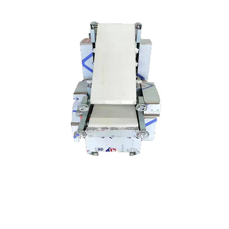 电动发面烧饼成型机 多功能火烧白吉馍肉夹馍机器商用全自动厂家