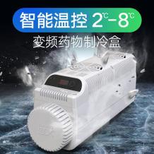 胰岛素冷藏盒便携带车家两用车载随身USB迷你型充电式恒温小冰箱