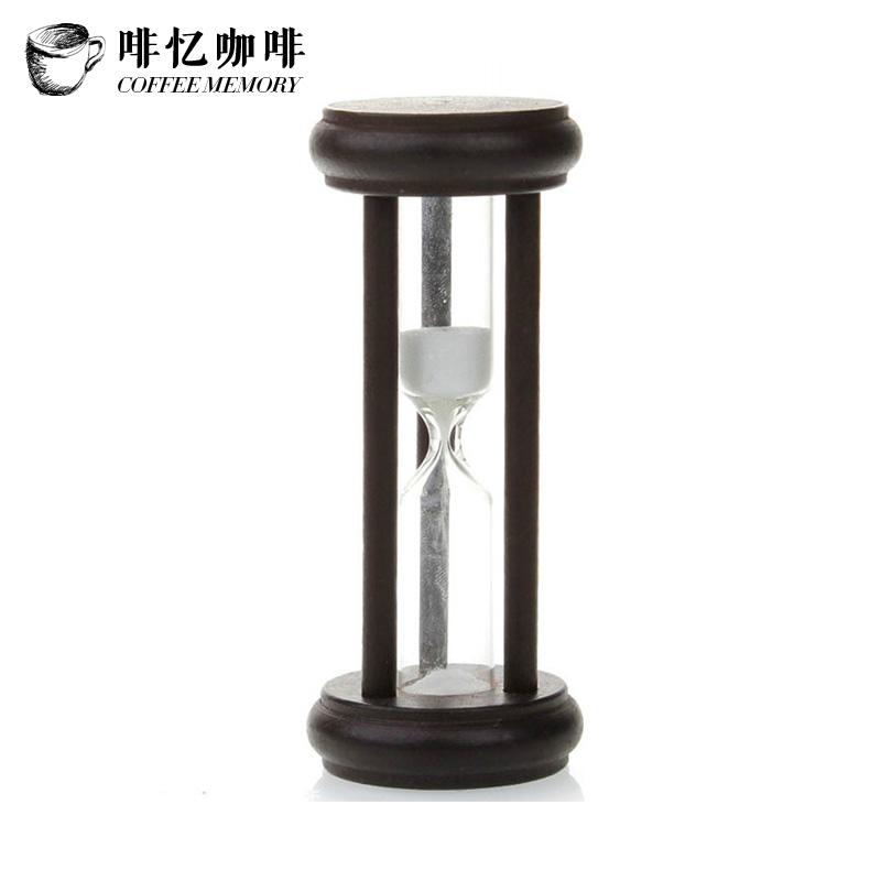 啡忆咖啡虹吸壶沙漏 比利时壶专用沙漏 1分钟计时器 咖啡器具