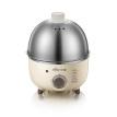 小熊煮蛋器家用全自动断电早餐机蒸蛋器不锈钢小型迷你懒人神器